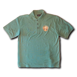 Polo Logo Shirt - Leaf