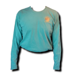 Logo Long Sleeve T-Shirt - Seafoam