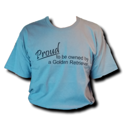 Proud Short Sleeve T-Shirt - Stone Blue